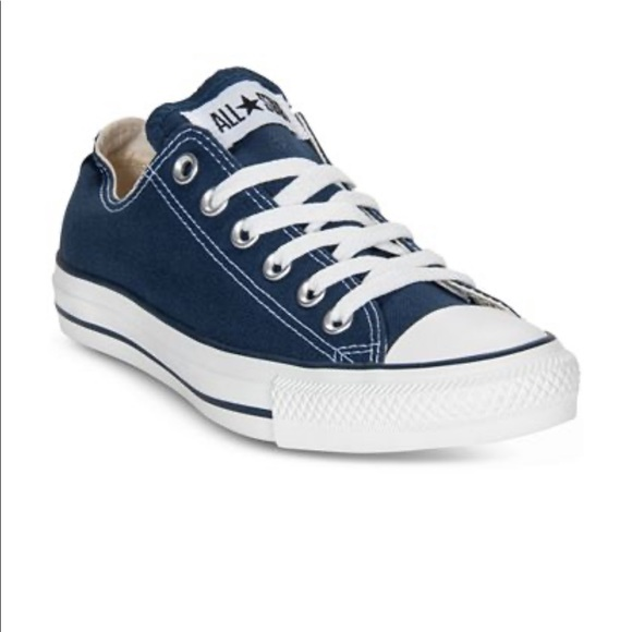 Converse Other - Unisex Low Top Converse in Navy